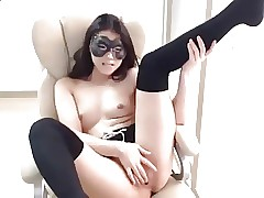 hooded chinese beauty 6