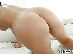 Banging his hot stepdaughter Brittany Shae