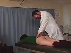 Nice Patient Fucked Hard by Doctor
