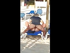 Amateur couple public beach bang-out - nicolo33