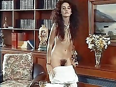 ANTMUSIC - vintage 80's skinny hairy strip dance