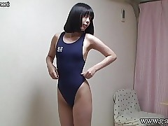 Japanese Teenage Changes to School Bathing suit