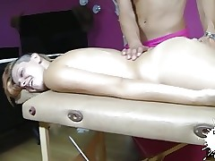 Happy Ending Massage With A Real Ejaculation