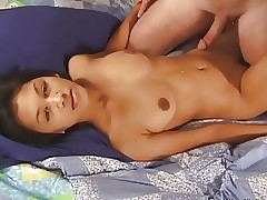 Big Cock Fucking Cock-squeezing Asian Teenager From Exotic Vietnam