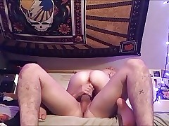 Teen slut tied and fucked