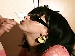 Real Amateur Cum Sluts - Greatest of Homemade Facials