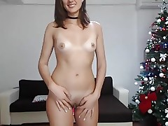 small-breasted romanian cam-slut