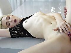ExxxtraSmall  Steaming Skinny Teenie Fucked By Stepbro