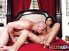 Aaliyah Love shares cock with her daughter-in-law Scarlett Mae