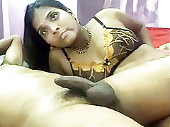 Chubby Indian Teen's First Fuck On Webcam