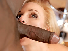 BLACK4K. Super hot me up with your BBC
