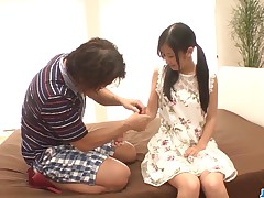 Suzu Ichinose fantasy hook-up with an older man