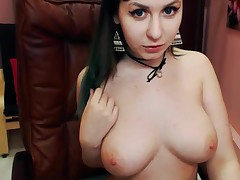 busty romanian cam-slut