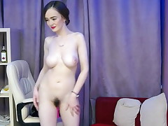 fur covered russian cam-slut nice natural tits
