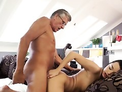 My sugar daddy fuck me and elder man anal hd What would you