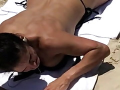 thong beach spy 1