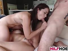 Hot Stepmoms Soaked Twat Tastes Good