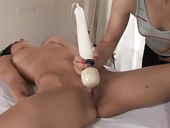 Morgan Brooke Massage with Ami Emerson.wmv