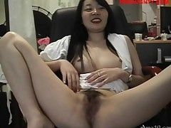 Scandal female star Korean Nailing with Beau in hotel - clip 7