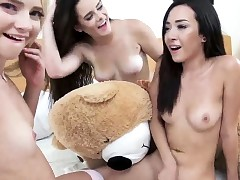 Wicked pool soiree and all-natural wonders orgy xxx Bear