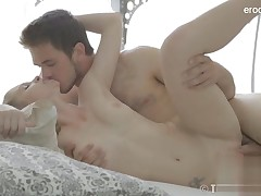 Erotic ex girlfriend swallow